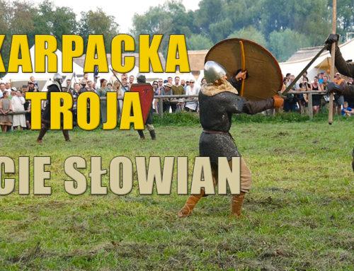 Jak dawniej żyli Słowianie – Karpacka Troja Trzcinica
