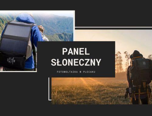 Przenośny turystyczny Panel Fotowoltaiczny test recenzja AUKEY 21W Solar Charger